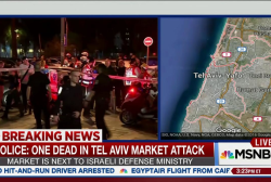 At least one dead in Tel Aviv mass shooting