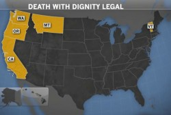 California enacts 'right to die' law