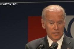 Biden reacts to Trump's 'racist' attacks