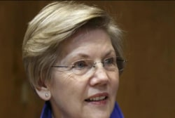 Elizabeth Warren attacks - does she show...