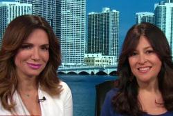 Group of Hispanic women declare support...