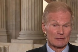 Sen. Nelson on gun laws, Orlando shooting
