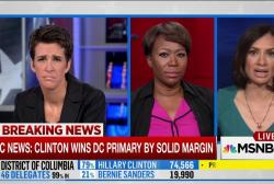 Clinton, Sanders begin to reconcile