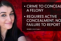 Could Omar Mateen's wife be charged?