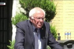 Bernie Sanders' list of demands
