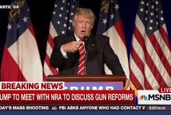 Trump's plan to stop mass shootings