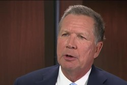 Kasich on Clinton's presidency