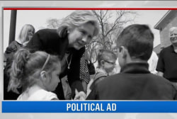 Hillary Clinton's battleground blitz