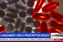 Effects of prescribing kids anti-psychotics