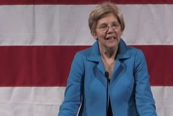 How will Warren affect Clinton's campaign?