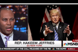 Rep. Jeffries: NY AG should look into Trump