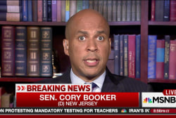 Sen. Cory Booker on guns, the GOP and the NRA