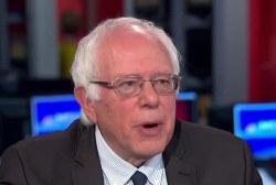 Sanders: Donald Trump is a 'pathological...