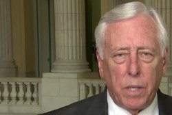 Hoyer on Brexit outcome, House sit-in