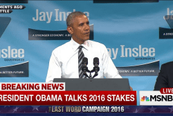 Pres. Obama: 'We don't have time for bigotry'