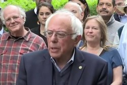 Sanders: I'm going to do everything I can...