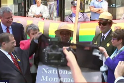The Ws: Stonewall Inn Dedicated as...