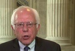 Sanders still wants to 'transform America'