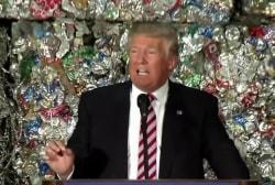 Fact-checking Trump's speech on trade
