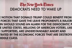 Wednesday op-eds: US economy, Brexit