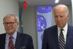 Biden calls for culture change in cancer...
