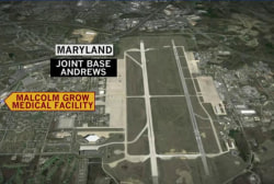 Update on Joint Base Andrews active shooter