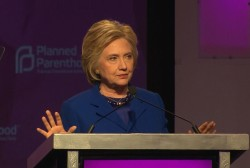 Hillary Clinton Planned Parenthood - Full...