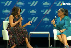 Michelle Obama: 'I knew I wasn't going to...