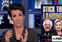 Sanders not quitting in Thursday address