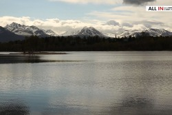 Winters in Anchorage getting milder