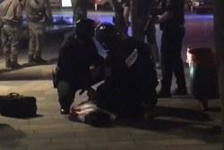 See police arrest Tel Aviv gunman
