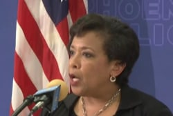 Lynch will not overrule FBI on Clinton...