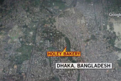 Hostage situation unfolds in Bangladesh