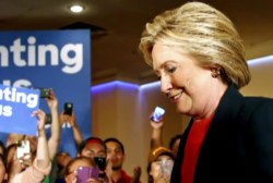 New report suggests Clinton to meet with FBI