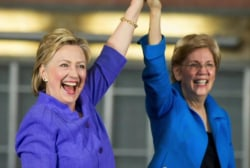 Warren's star rising after campaign...