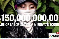 Labor abuses in modern slavery