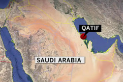 Explosions near Saudi Arabia mosque reported