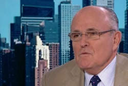 Giuliani on shooting deaths of Dallas police