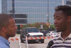 Eyewitness: 'I'm recovering spiritually...