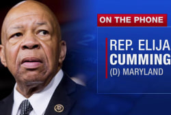 Rep. Cummings: 'We cannot give up' on gun...
