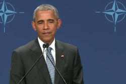 Pres. Obama: Our police officers do a...