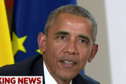 Obama: Attacking police is disservice to...