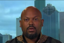'We don't condone bloodshed' in BLM movement