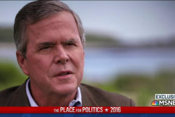 Jeb Bush: Is this how we elect presidents?