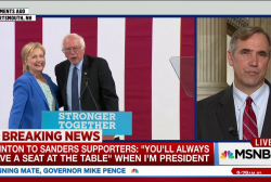 Sanders' supporter on recent endorsement