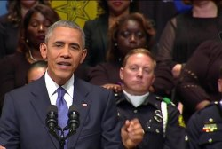 President Obama: 'We know bias remains'