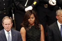 'The speech of President Obama's life'