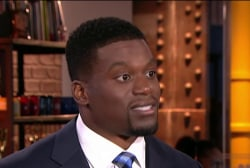 NFL Player Ben Watson on racial tensions
