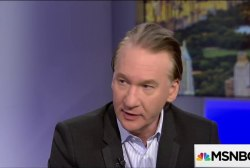 Bill Maher on racial tensions in America
