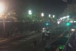 Dozens reported dead in France truck attack